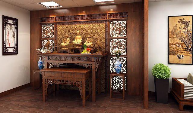 Kệ thờ Phật - Bàn Thờ Gỗ Đẹp
