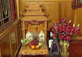 bán bàn thờ Thần Tài ở hà nội