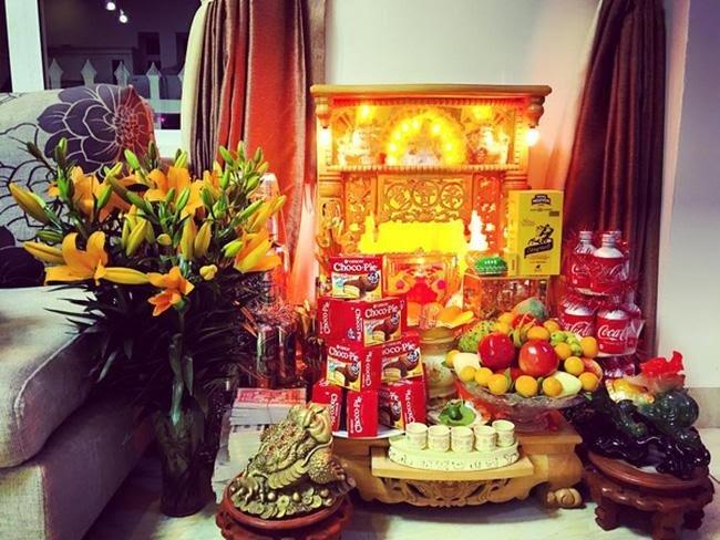 bàn thờ thần tài thổ địa giá rẻ tpHCM - Hà Nội